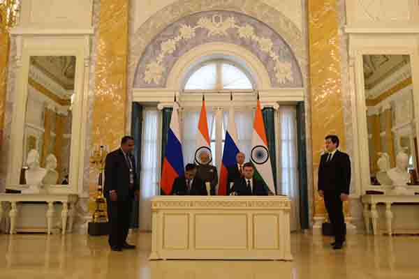 Indo-Russian Ties in the Diamond Sector Take a Giant Leap