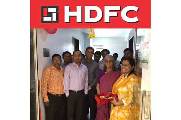 HDFC Ltd Strengthens its Presence in Pune, Opens New Office in Vishrantwadi