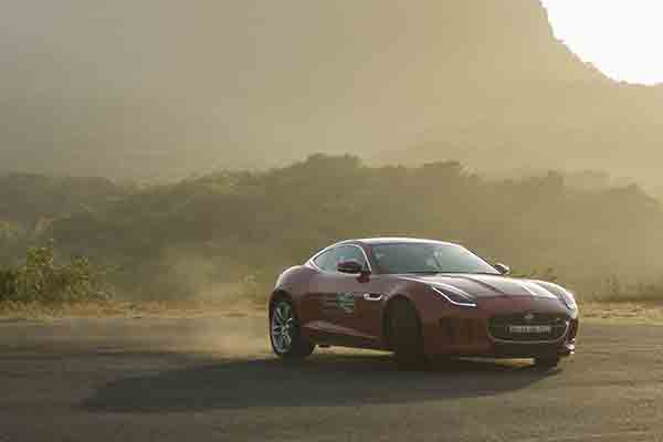 JAGUAR BRINGS THE ART OF PERFORMANCE TOUR TO CHANDIGARH