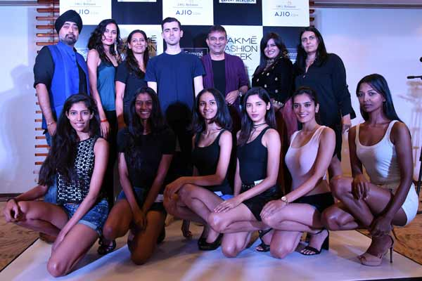 Lakmé Fashion Week Model Auditions in partnership with TRESemmé finds six fresh faces from Bengaluru