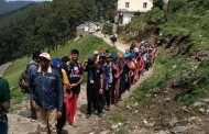 Specially abled children successfully complete  Kulu Trek