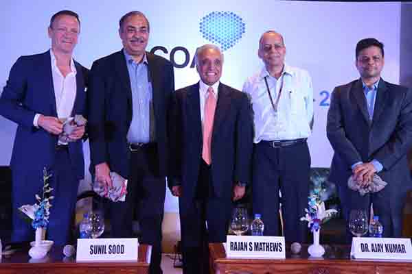 "COAI announces its leadership at the AGM for the year 2017-18 and pledges its support towards, ""Delivering the Digital Future"""