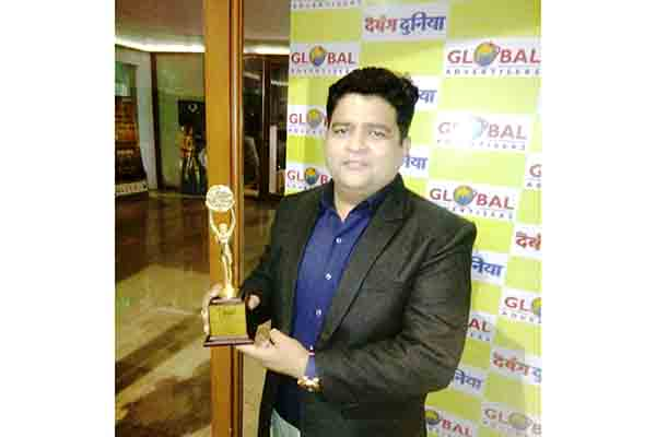 Global Advertiser bags 'Paramount Achievers award-2017'