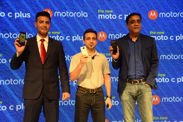 Power packed, latest, stylish and affordable Moto C Plus is here