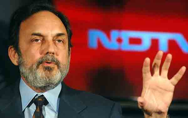 CBI raids on NDTV