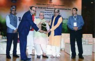 IDBI Bank awarded second prize for