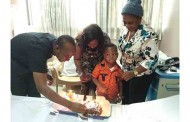 Sahyadri Hospitals gives a new life to the 3-year-old Nigerian kid