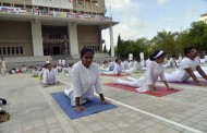 Suryadatta National School celebrates International Yoga Day