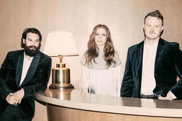 The Lone Bellow Announce