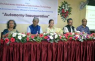VIIT formally inaugurated as an Autonomous institute affiliated to SPPU by Hon'ble Vice-Chancellor Prof. (Dr.) Nitin R. Karmalkar