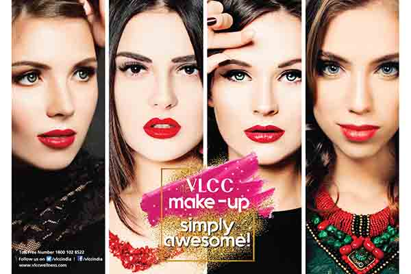 VLCC organized its multi-city 'VLCC Makeup Festival' to celebrate beauty of Indian women in Pune