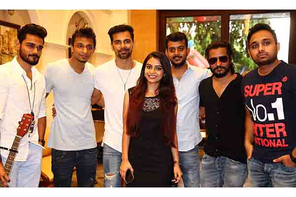 "Trailer Launch Of The Song ""Aaj Mile Hai"""