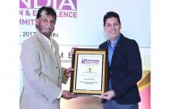YOUNG EDUPRENEUR OF THE YEAR (PUNE) 2017 AWARDED TO LUCKY SURANA