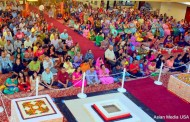 First Patotsav and Navagraha Pran Pratishtha Mahotsav at Shree Jalaram Mandir of Chicago