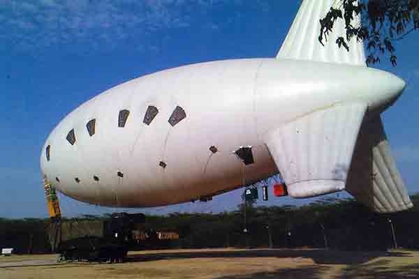 Garware - Wall Ropes Ltd. and Israel's Aero–T ink MOU to explore mutual co-operation for manufacturing advanced Aerostats for Indian Defence