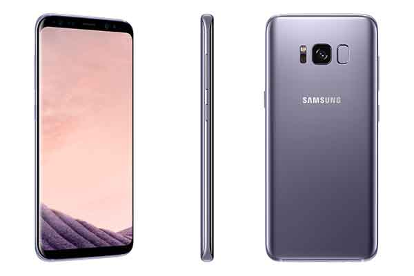 Samsung's flagship Galaxy S8, Galaxy S8+ launched in vibrant Orchid Gray