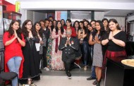FAMOUS FASHION STYLIST AND CELEBRITY IMAM SIDDIQUE CONDUCTED A WORKSHOP FOR INIFD DECCAN STUDENTS