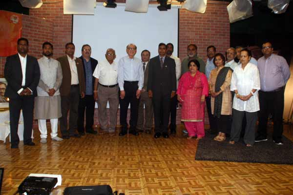 Indian American Community Celebrates 3rd Anniversary of Modi Government in New Jersey