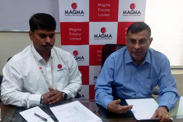 Magma Fincorp Ltd. to encash the huge potential of Used Asset market in  Telangana & AP