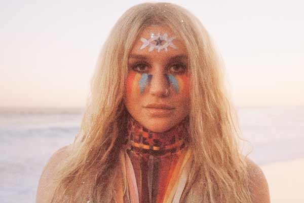 Kesha Unleashes Her Wild Female Spirit In New Song
