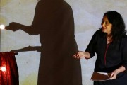 Documentary Theatre Performance by Anuja Ghosalkar