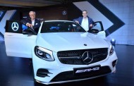 Mercedes-Benz India celebrates #50YearsofAMG with the launch of Mercedes-AMG GLC 43 Coupe