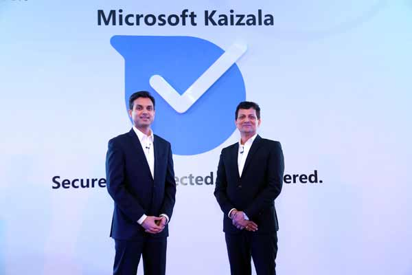 Microsoft Kaizala launches in India