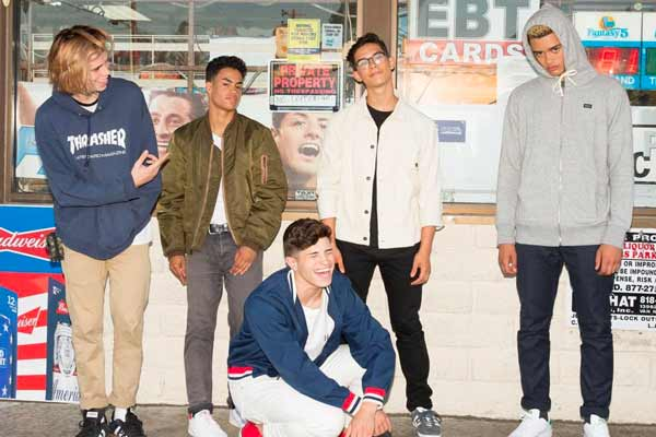 SIMON COWELLNEW BOY BAND UNCOVERED ...PRETTY MUCH IS THE BEST THING YOU WILL SEE TODAY!