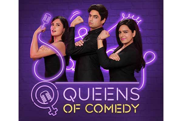 TLC ROOTS FOR GIRL POWER; LAUNCHES 'QUEENS OF COMEDY'