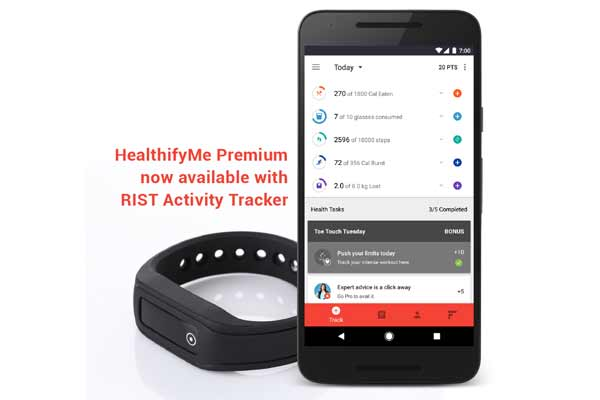 HealthifyMe launches an exclusive Premium Plan with Amazon India