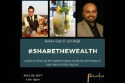 India's no.1 Bartender, Rohan Rege to #ShareTheWealth at JW Marriott Pune