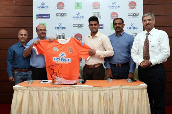 Deepak Hooda to lead Puneri Paltan in Season 5 of Pro Kabaddi League