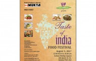 School of Flavours celebrates CANADA 150 and presents TASTE OF INDIA food festival