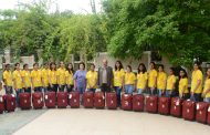 Lila Poonawalla Foundation sends its 7th Batch of 24 girls to the UK