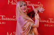 "The ""Anarkali"" of Hindi Cinema Madhubala's figure unveiled by Madame Tussauds, Delhi"