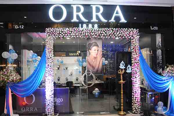 ORRA launches its fourth flagship store at Bengaluru, Phoenix Market City