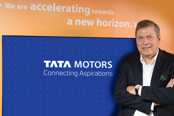 Tata Motors announces new Corporate Brand Identity - 'Connecting Aspirations'