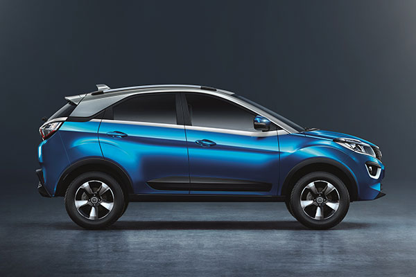 The Tata NEXON starts arriving at dealerships as Tata Motors gears up for the launch on 21st September