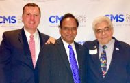 Dr. Vemuri S. Murthy installed as the President of the Chicago Medical Society