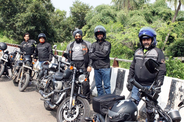 Over 1000 Harley® Owners begin their journey to Jodhpur for the 6th Northern H.O.G.® Rally