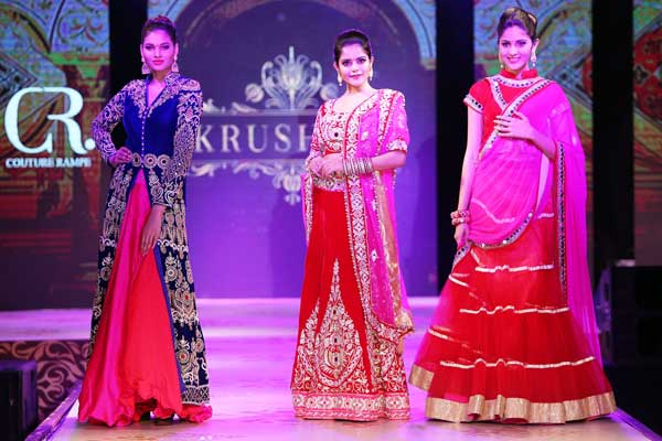 Four Pillars hosted 'Couture Rampe' in association with Kallakar Factory