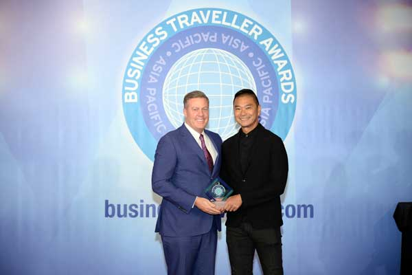 Marriott International Wins Coveted Honours at  Business Traveller Asia-Pacific Awards