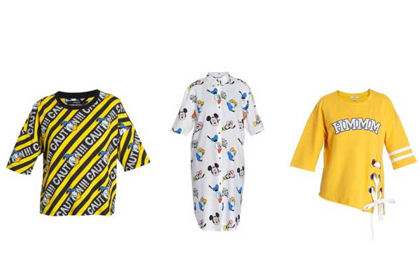 ONLY LAUNCHES COLLECTION FEATURING DISNEY DONALD DUCK!