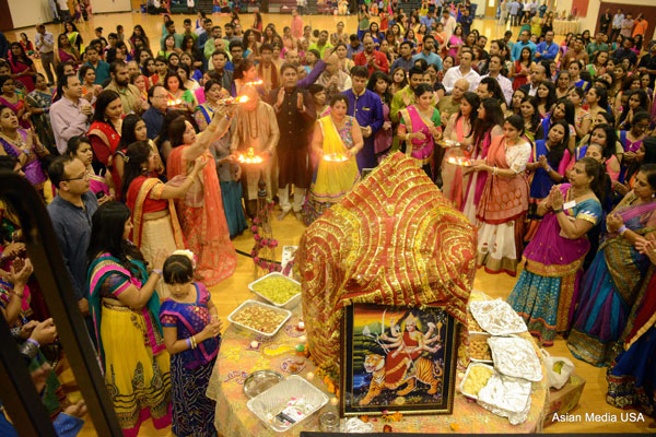 A Celebration of the Goddesses with Garba by Bollywood Vocalist Bhoomi Trivedi