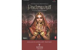 Tanishq is the exclusive jewellery partner for Sanjay Leela Bhansali's Padmavati