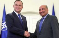 EBRD President supports market-friendly reforms in Poland