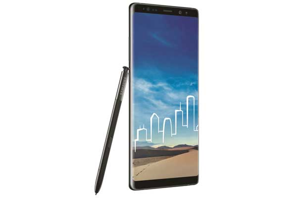 Do Bigger Things: Samsung Galaxy Note8 With Bixby Capabilities and Enhanced S Pen Launched in India