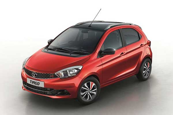 Tata Motors Launches TIAGO Wizz