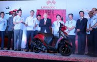Yamaha's Chennai Factory Achieves 1 Million Production Milestone