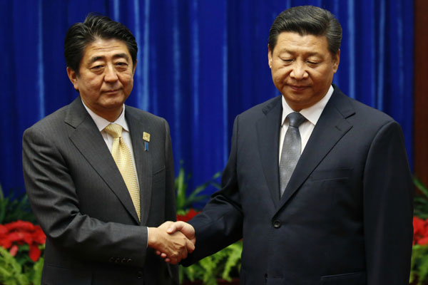 How the China/Japan Relationship Shapes U.S. Power in Asia